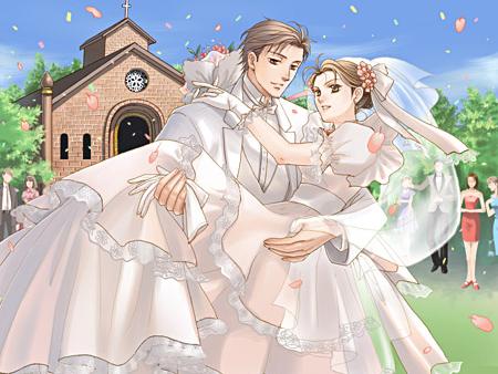 どうやら ぼく の 花嫁